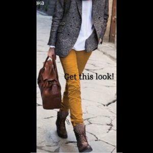 Zara Colour Denim
